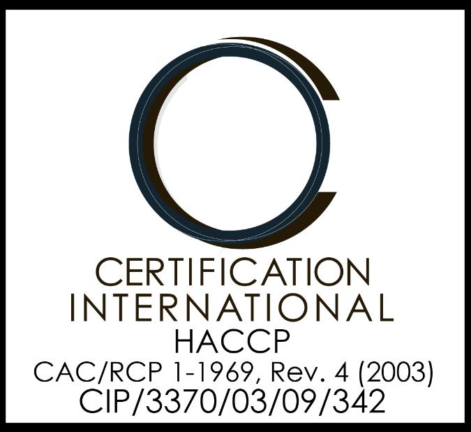 HACCP - 2