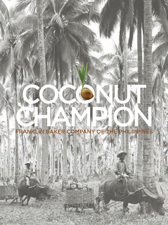 Coconut Champion Book